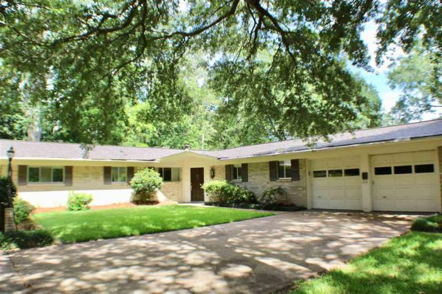 2327 Eastover Dr, Jackson, MS 39211 (MLS #310574) :: RE/MAX Alliance