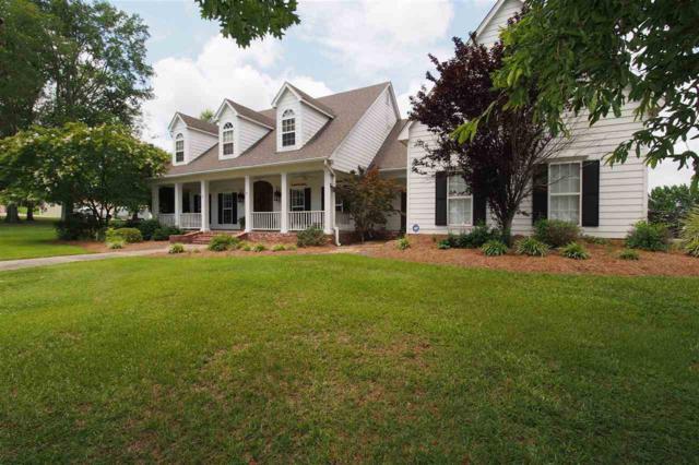 137 Meadow Oak Lane, Clinton, MS 39056 (MLS #310600) :: RE/MAX Alliance