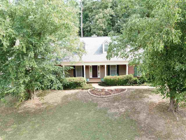 551 Cliffview Dr, Brandon, MS 39047 (MLS #310780) :: RE/MAX Alliance