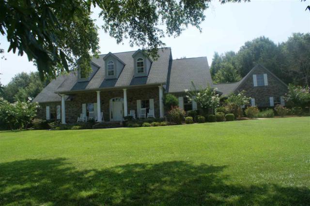 1385 Cowardtown Rd, Morton, MS 39117 (MLS #310867) :: RE/MAX Alliance
