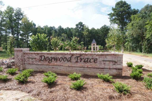 Lot 18 Dogwood Trace #18, Brandon, MS 39042 (MLS #310950) :: RE/MAX Alliance