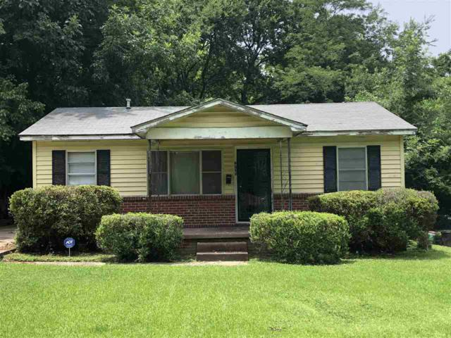 3725 Cromwell St, Jackson, MS 39209 (MLS #311185) :: RE/MAX Alliance