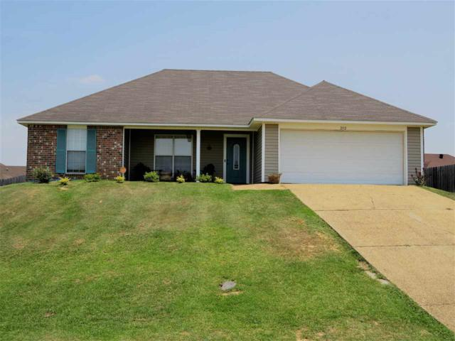 212 Freemyer Dr, Byram, MS 39272 (MLS #311284) :: RE/MAX Alliance