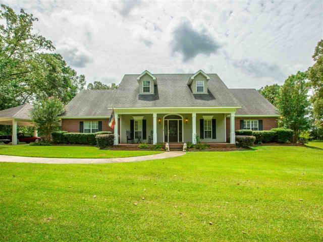 1523 W Flowers Rd, Terry, MS 39170 (MLS #311984) :: RE/MAX Alliance