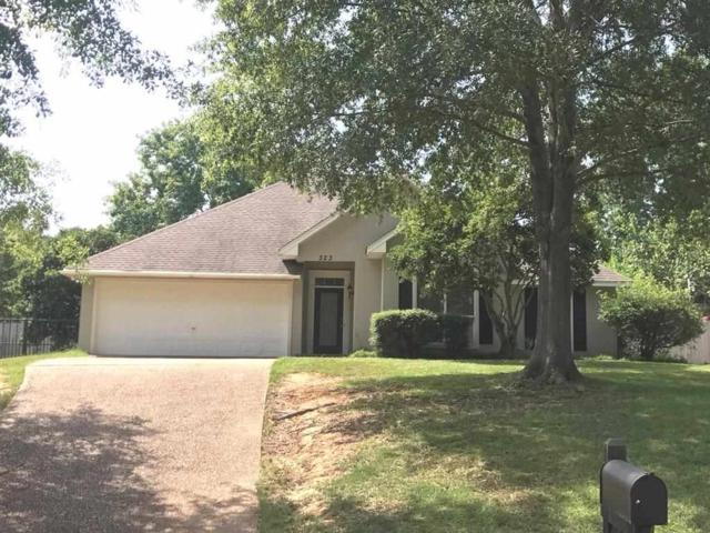 323 Crest View Dr, Madison, MS 39110 (MLS #312162) :: RE/MAX Alliance