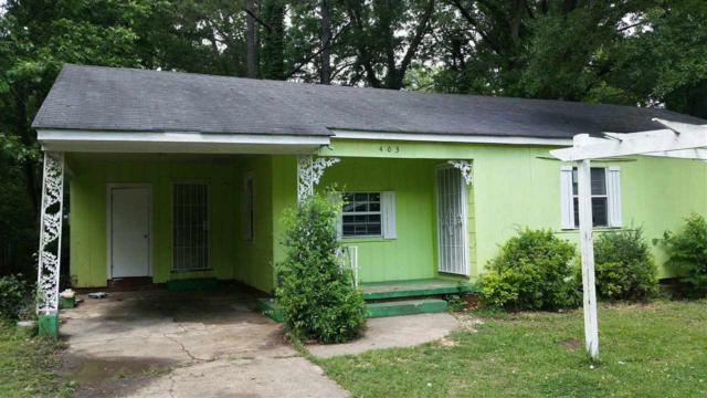 403 E Hillsdale Dr, Jackson, MS 39209 (MLS #312374) :: RE/MAX Alliance