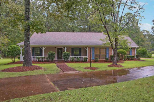 4209 Oakhill Dr, Terry, MS 39170 (MLS #312726) :: RE/MAX Alliance