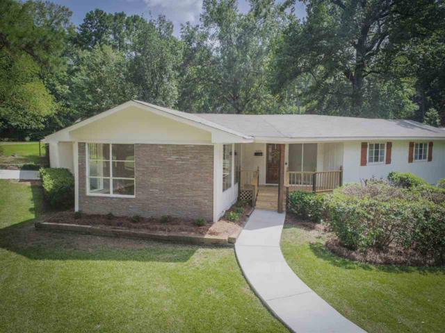 1631 Pinevale St, Jackson, MS 39211 (MLS #312812) :: RE/MAX Alliance