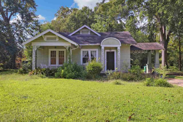512 E Academy St, Canton, MS 39046 (MLS #312839) :: RE/MAX Alliance