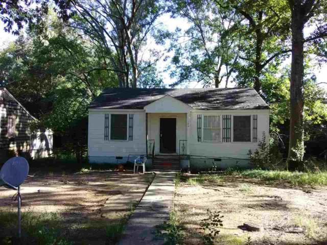 136 Ferguson St, Jackson, MS 39204 (MLS #312875) :: RE/MAX Alliance