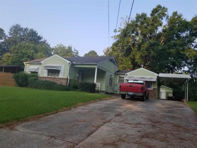 727 Nimitz St, Jackson, MS 39209 (MLS #312982) :: RE/MAX Alliance