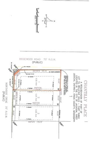 0 E Northside Dr #1, Jackson, MS 39211 (MLS #313098) :: RE/MAX Alliance