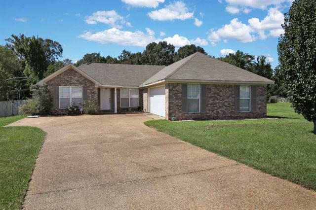 206 Roxbury Cv, Florence, MS 39073 (MLS #313215) :: RE/MAX Alliance