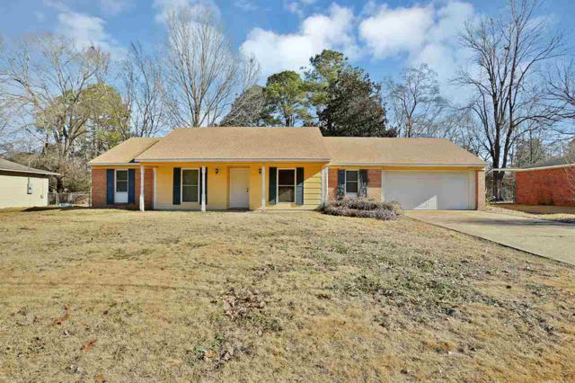 1403 Tanglewood Dr, Clinton, MS 39056 (MLS #313228) :: RE/MAX Alliance
