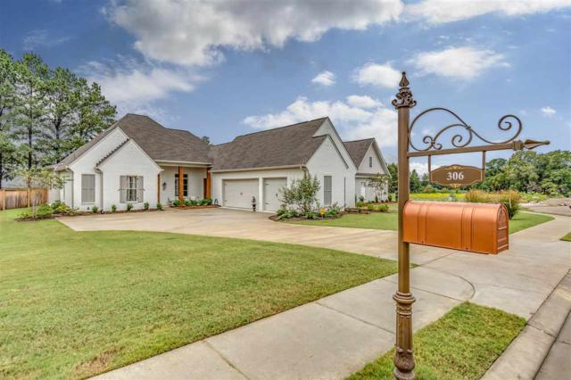 306 Colony Ct, Madison, MS 39110 (MLS #313509) :: RE/MAX Alliance
