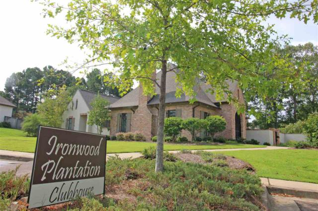 136 Ironwood Plantation Blvd #19, Madison, MS 39110 (MLS #314357) :: RE/MAX Alliance