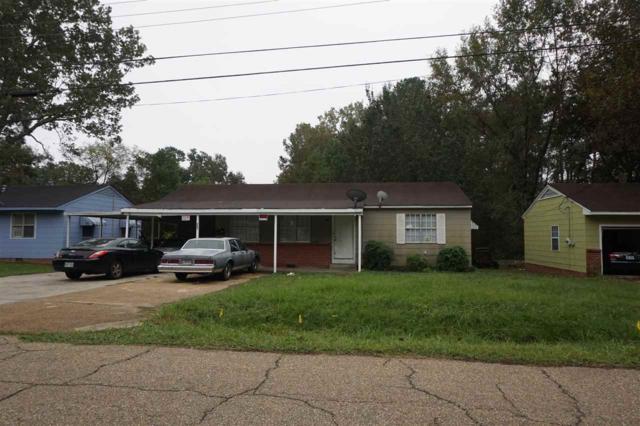119 Lockwood Cir, Jackson, MS 39212 (MLS #314626) :: RE/MAX Alliance