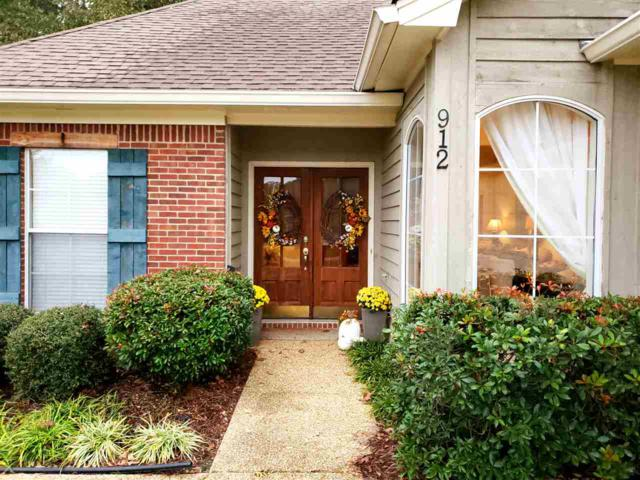 912 Bent Willow Commons, Brandon, MS 39047 (MLS #314633) :: RE/MAX Alliance