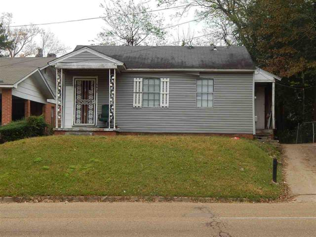 3430 Bailey Ave, Jackson, MS 39213 (MLS #314856) :: RE/MAX Alliance