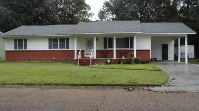 2018 Country Club Dr, Yazoo City, MS 39194 (MLS #314916) :: RE/MAX Alliance
