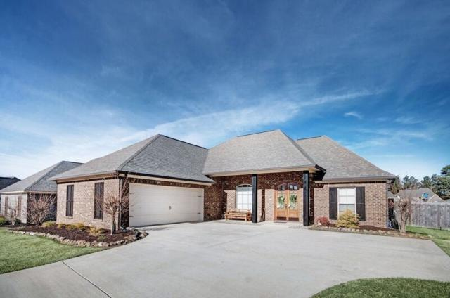 125 Sweetbriar Dr, Canton, MS 39046 (MLS #315168) :: RE/MAX Alliance