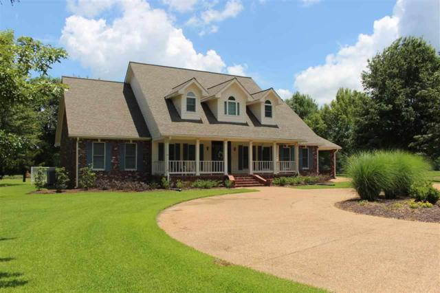 616 Hwy 547 Hwy, Port Gibson, MS 39150 (MLS #315207) :: RE/MAX Alliance