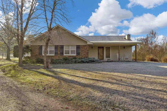 2059 Dulaney Rd, Terry, MS 39170 (MLS #315283) :: RE/MAX Alliance
