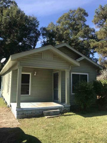 1103 Ame Logan St, Jackson, MS 39203 (MLS #315409) :: RE/MAX Alliance