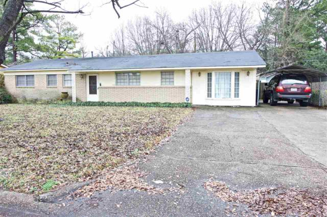 1916 Country Club Dr, Yazoo City, MS 39194 (MLS #315587) :: RE/MAX Alliance