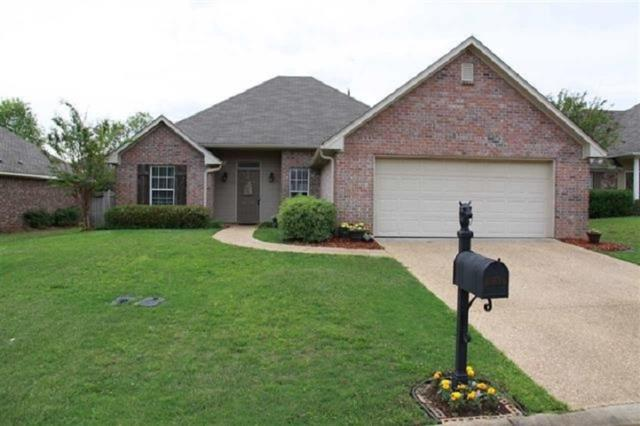 421 Wildberry Cir, Pearl, MS 39208 (MLS #316034) :: RE/MAX Alliance
