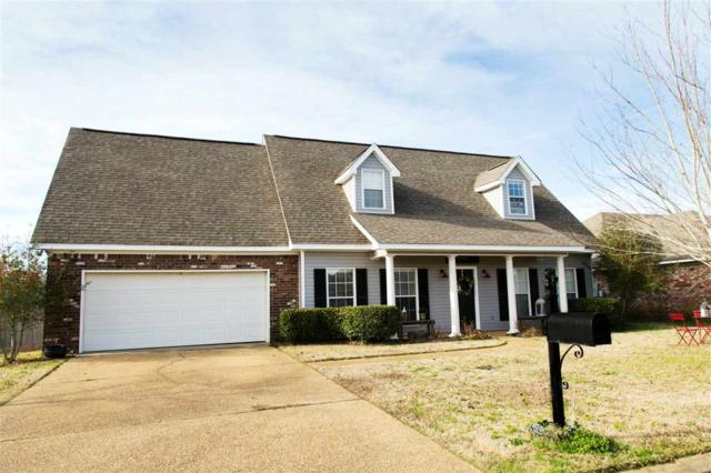 538 Planters Dr, Pearl, MS 39208 (MLS #316083) :: RE/MAX Alliance
