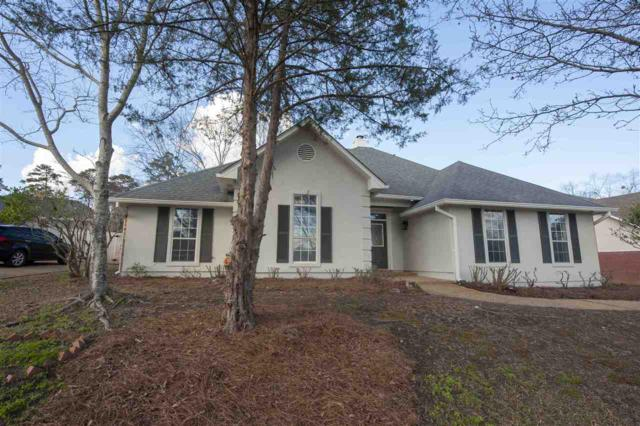 1019 Cumberland Dr, Brandon, MS 39047 (MLS #316217) :: RE/MAX Alliance