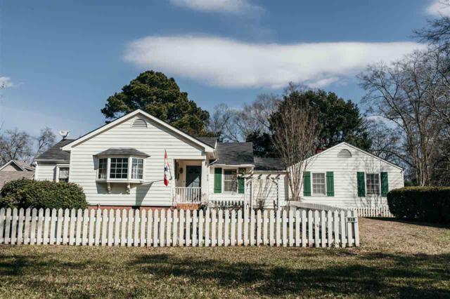 818 Colonial Cir, Jackson, MS 39211 (MLS #316228) :: RE/MAX Alliance