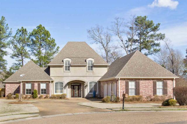 803 Beaumont, Madison, MS 39110 (MLS #316274) :: RE/MAX Alliance