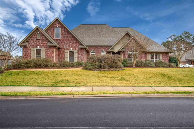105 Willow Crest Cir, Brandon, MS 39047 (MLS #316539) :: RE/MAX Alliance