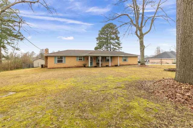 125 Richmond Dr, Florence, MS 39073 (MLS #316558) :: RE/MAX Alliance