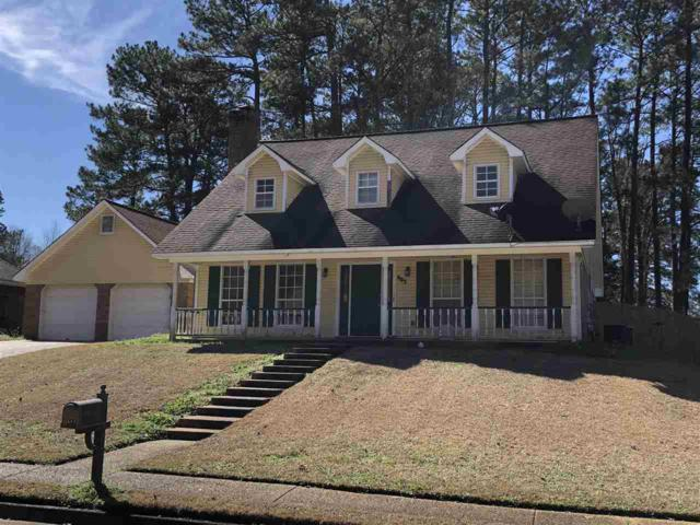 503 Winding Hills Dr, Clinton, MS 39056 (MLS #316734) :: RE/MAX Alliance