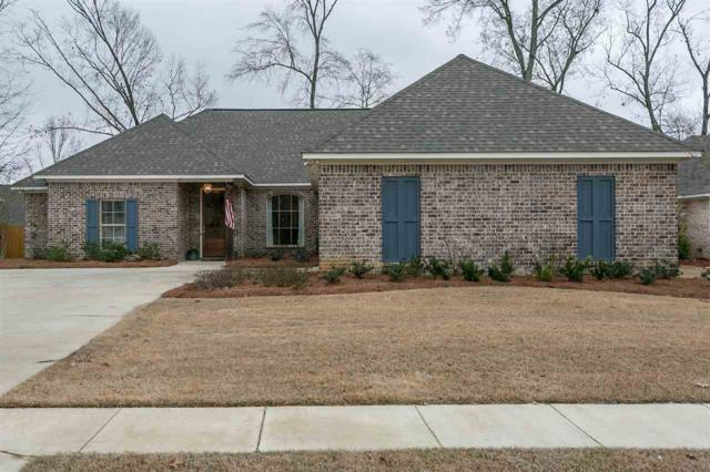 120 Winchester Cove, Madison, MS 39110 (MLS #316872) :: RE/MAX Alliance