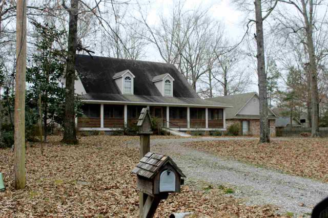 4508 Pine Lake Dr, Terry, MS 39170 (MLS #316878) :: RE/MAX Alliance