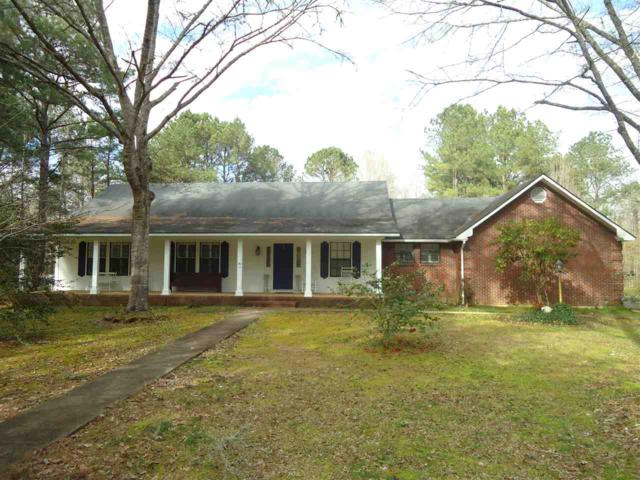 2078 Upton Rd, Crystal Springs, MS 39059 (MLS #316899) :: RE/MAX Alliance