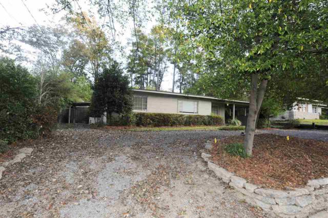 1612 Lockwood St, Jackson, MS 39211 (MLS #316922) :: RE/MAX Alliance