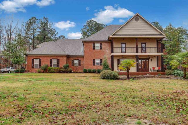 535 Timber Run, Brandon, MS 39047 (MLS #316947) :: RE/MAX Alliance