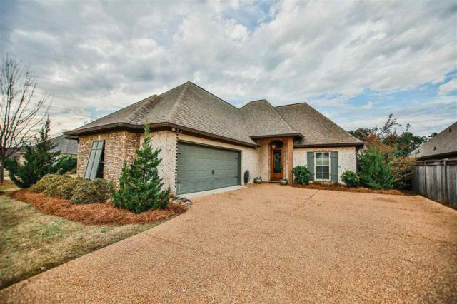 602 Bauxite Cove, Brandon, MS 39047 (MLS #316948) :: RE/MAX Alliance