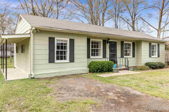 109 Pine Park Dr, Pearl, MS 39208 (MLS #317661) :: RE/MAX Alliance