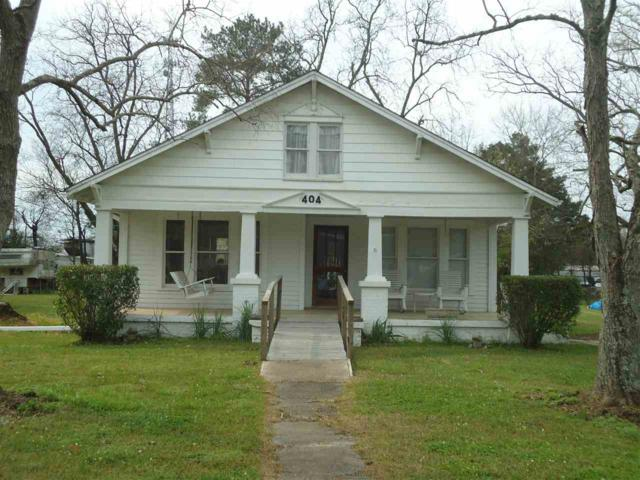 404 South Jackson St, Crystal Springs, MS 39059 (MLS #317678) :: RE/MAX Alliance