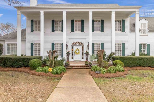 124 Country Club Dr, Madison, MS 39110 (MLS #317710) :: RE/MAX Alliance