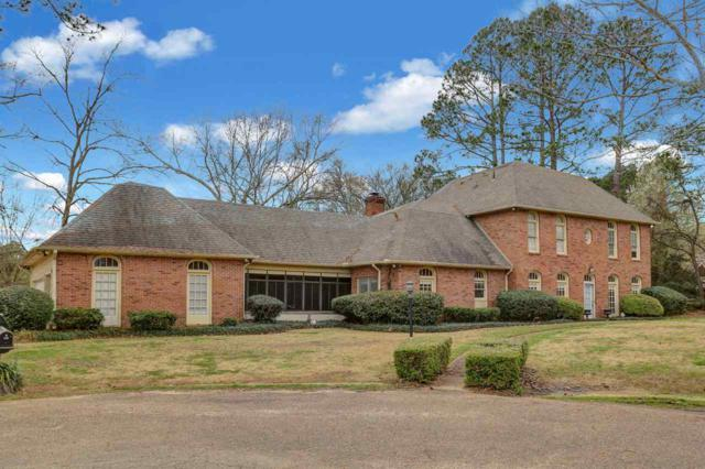 139 Cherry Hills Dr, Jackson, MS 39211 (MLS #317847) :: RE/MAX Alliance