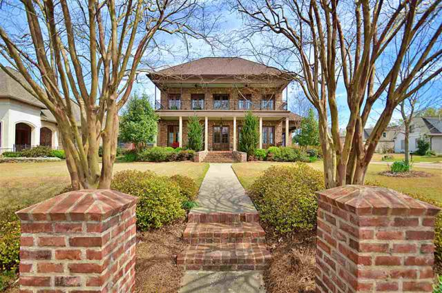 100 Arbor Landing, Brandon, MS 39047 (MLS #317945) :: RE/MAX Alliance