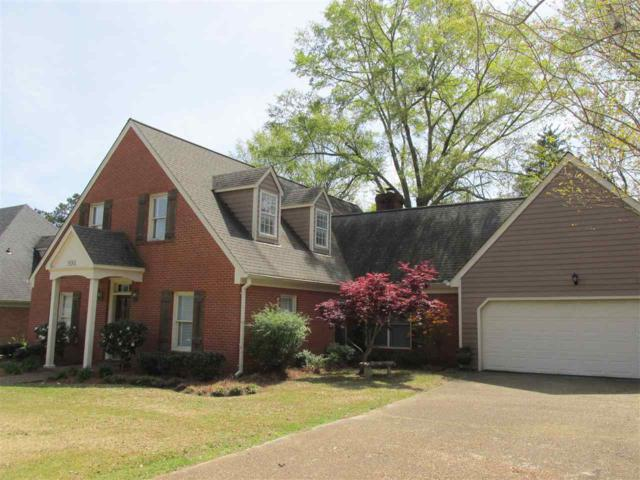 9 Moss Forest Pl, Jackson, MS 39211 (MLS #318220) :: RE/MAX Alliance
