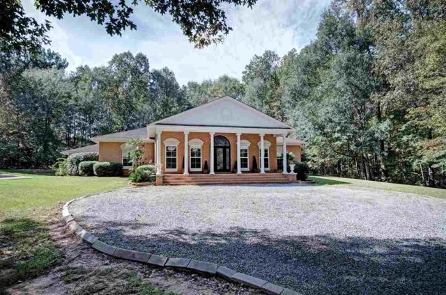 4361 Pine Lake Dr, Terry, MS 39170 (MLS #318725) :: RE/MAX Alliance
